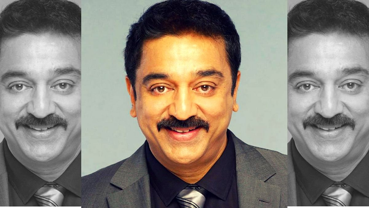 """Kamal Haasan gets into trouble again. (Photo Courtesy: <a href=""""https://twitter.com/search?f=images&amp;vertical=news&amp;q=kamal%20haasan&amp;src=typd"""">Twitter/newsflickindia</a>)"""