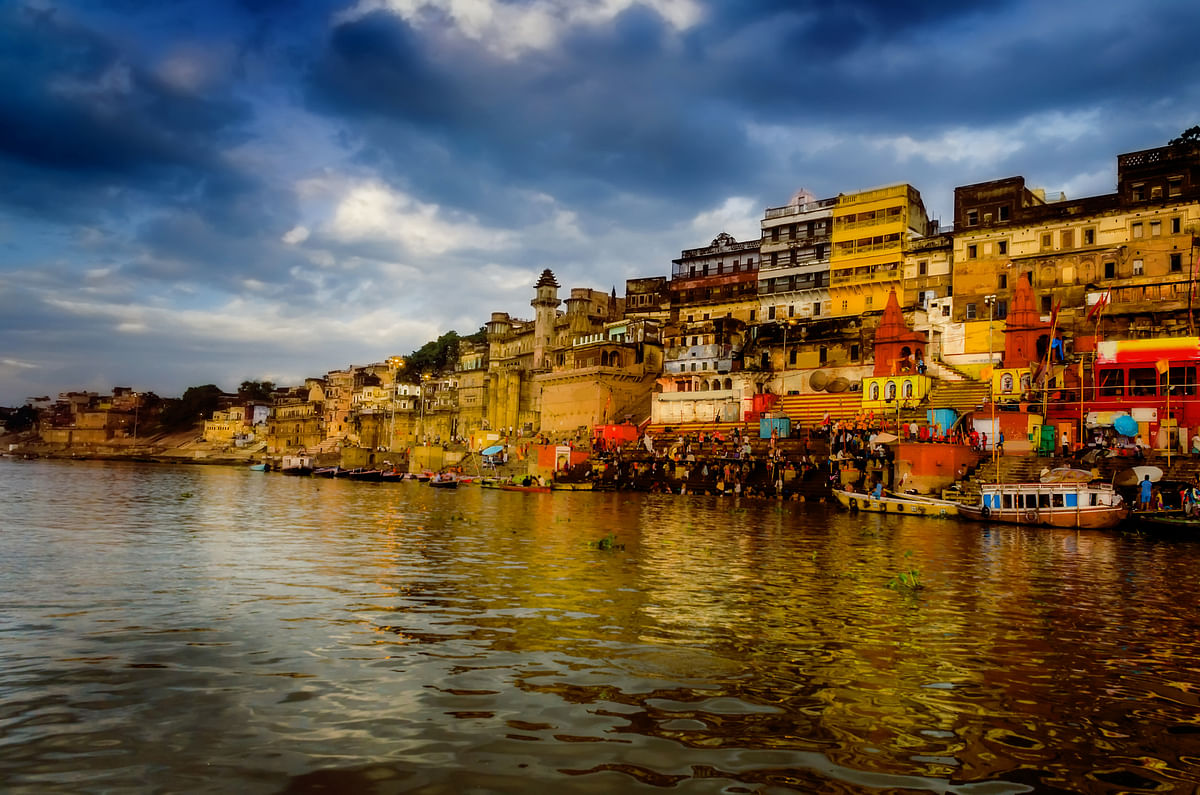 According to World Wildlife Fund (WWF) the Ganga is among the ten dirtiest rivers in the world hosted by the oldest city in the world, Varanasi. (Photo courtesy: iStock)