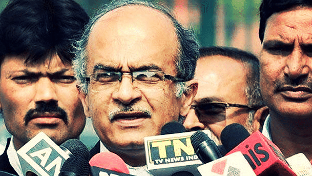 Sr Lawyer Prashant Bhushan to File  PIL on Pegasus-WhatsApp Hack