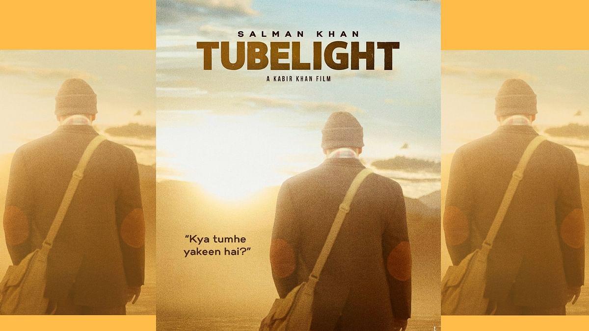 Salman Khan hides a riddle for you in the teaser-poster of <i>Tubelight.</i> (Photo courtesy: Instagram/@kabirkhankk)