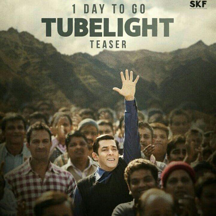 "Salman Khan in Tubelight. (Photo courtesy: <a href=""https://twitter.com/kabirkhankk"">Twitter/KabirKhan</a>)"