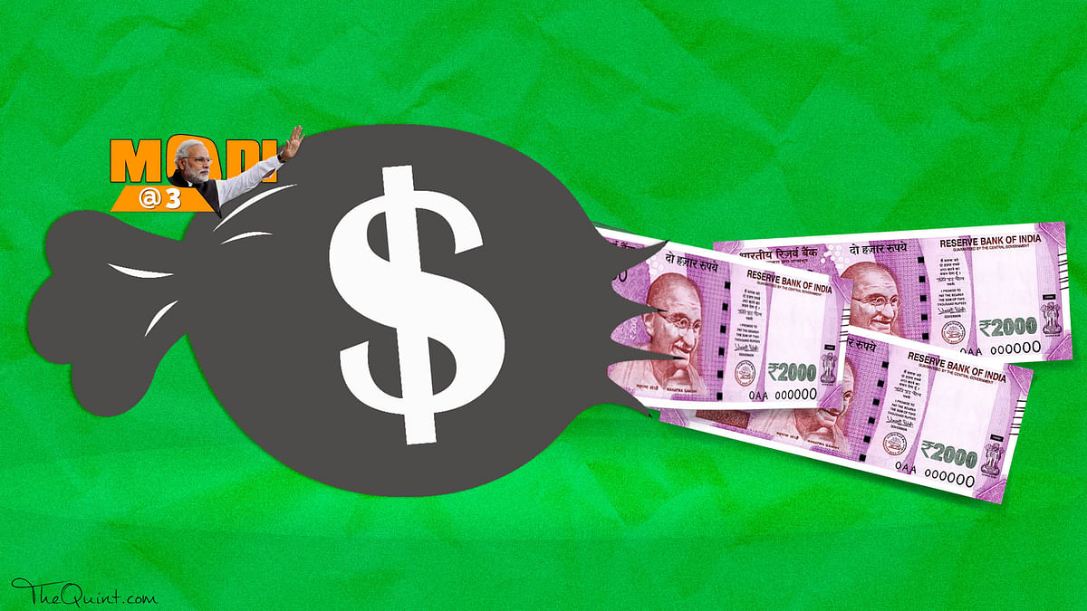 Demonetisation may have worked for BJP electorally but the real benefits are yet to be seen. (Photo: Rhythum Seth/ <b>The Quint</b>)