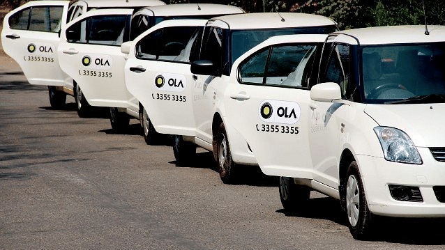 Ola's new ride monitoring system is called Ola Guardian.