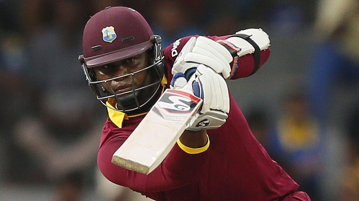 File photo of Marlon Samuels. (Photo: Reuters)