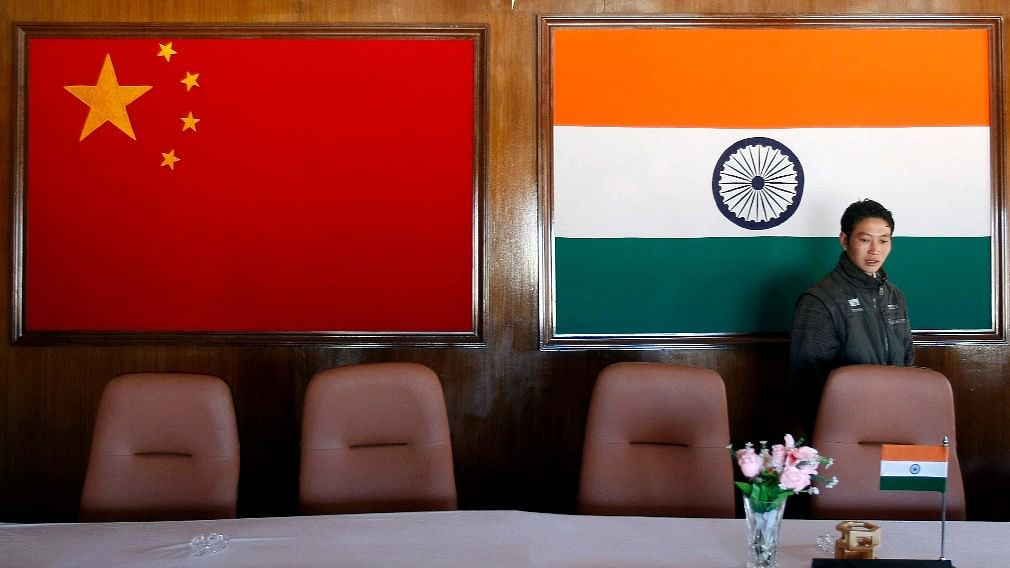 China and India have been having issues pertaining to the NSG.