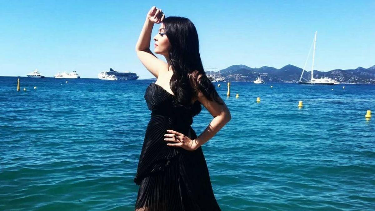 Aishwarya Rai Bachchan looks sensational at Cannes.