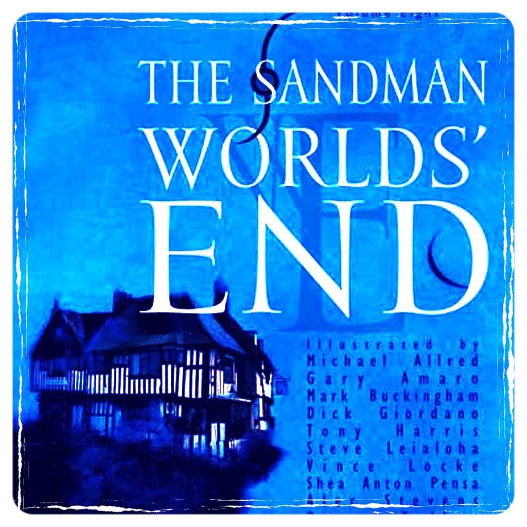 Volume 8 from the Sandman omnibus. In it, stories within stories within sub-narratives coalesce beautifully. (Photo Courtesy: Vertigo)