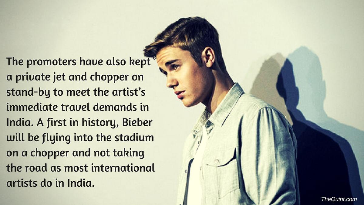 Bieber might just make history. (Photo:<b>TheQuint</b>)