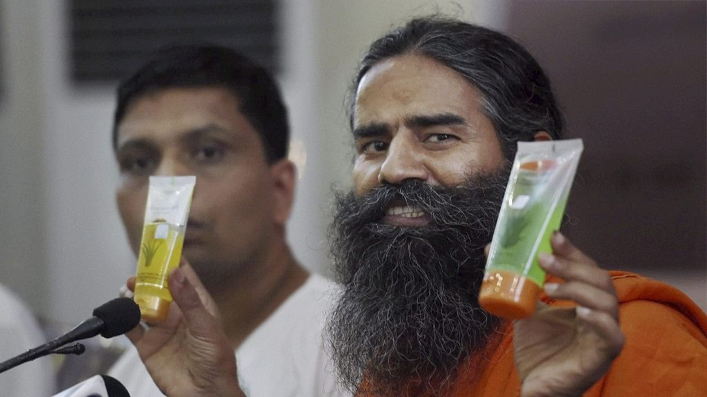 Donations to Ramdev's Patanjali Trust to Be Tax-Deductible for 5 Years
