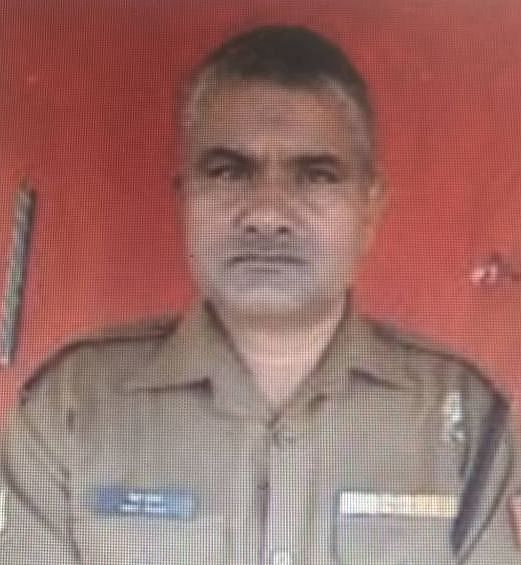 File image of BSF head constable Prem Sagar who was killed in Poonch on 1 May. (Photo: ANI)