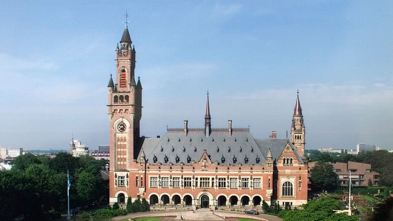 The International Court of Justice. (Photo Courtesy: Wikimedia Commons)