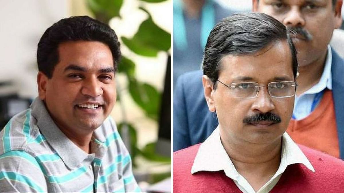 The searches began following Kapil Mishra's allegations against the Arvind Kejriwal-led AAP. (Photo: Altered by <b>The Quint</b>)
