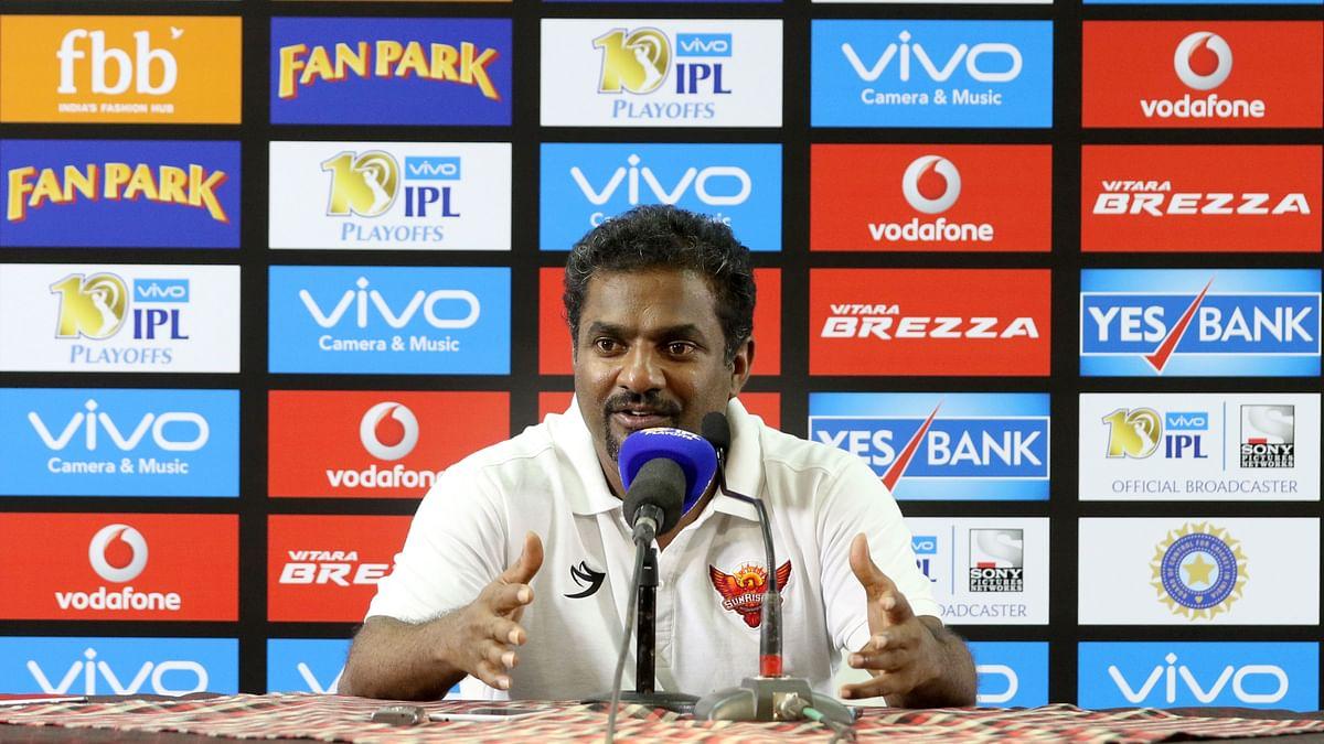 6-Over IPL Eliminator? SRH Coach Muralitharan Isn't a Fan