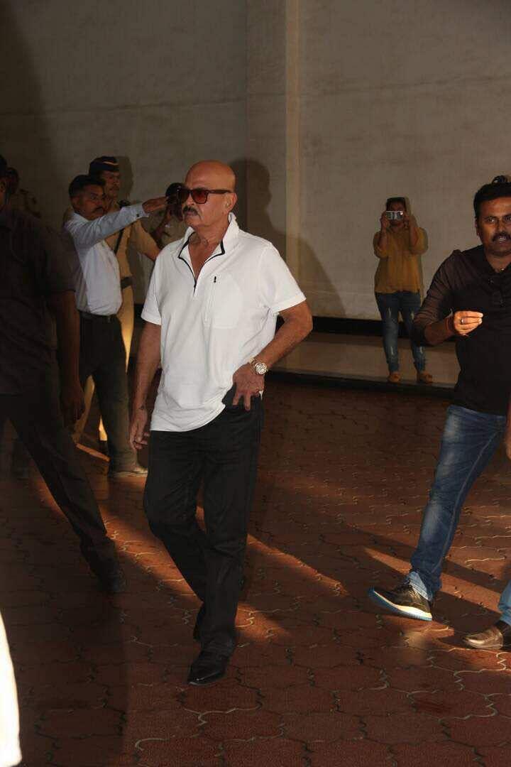 Rakesh Roshan was also present. (Photo: Yogen Shah)