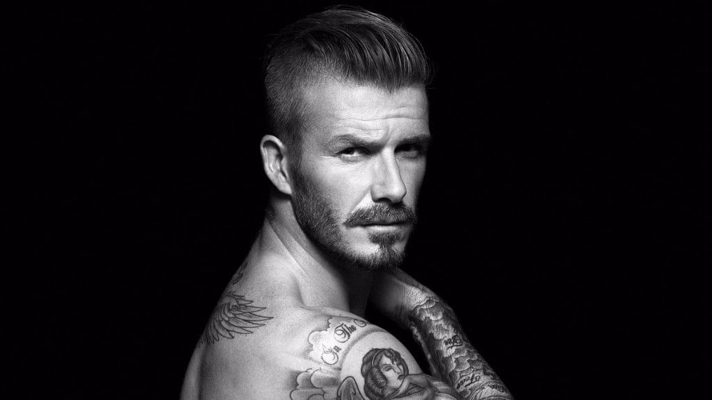 David Beckham is all set to move from the field to the movies. (Photo courtesy: Twitter/NewsFolo)