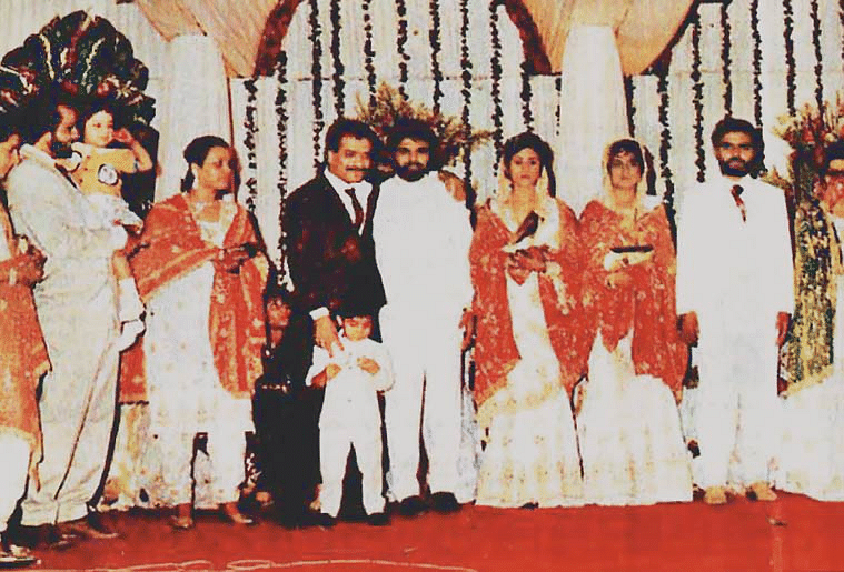 "The Memons at the wedding of Yakub and Ayub Memon. (Photo Courtesy: <a href=""https://in.pinterest.com/"">Pinterest</a>)&nbsp;"
