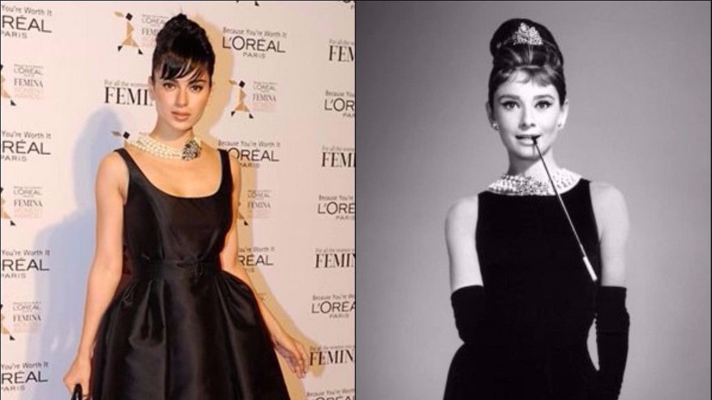 Here's How Audrey Hepburn and Her 'Pearls' Inspired Bollywood