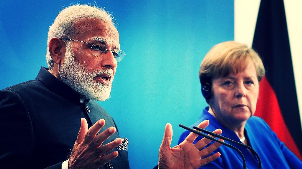 QBullet: J&K to Transition Into 2 UTs; Angela Merkel Visits India