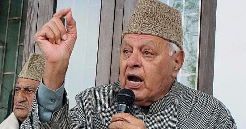 Court Will Decide, Not Worried: Farooq Abdullah on ED Questioning