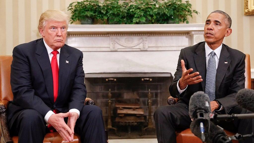 'Chaotic Disaster:' Obama Slams Trump's Response to Coronavirus