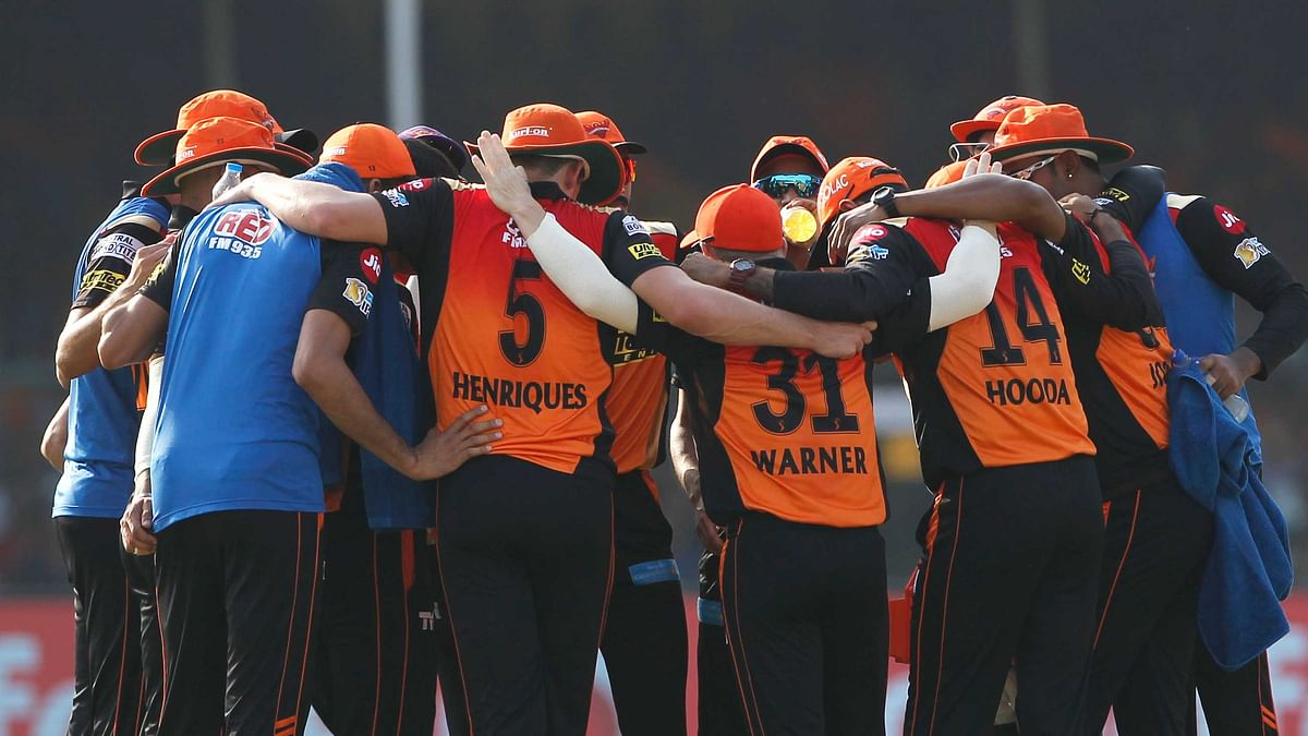 Sunrisers Hyderabad retained 2019 Orange Cap winner David Warner.