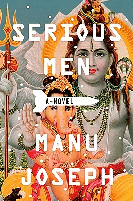 """Columnist Manu Joseph is the author of Serious Men, which won Hindu Best Fiction Award in 2010. (Photo Courtesy: <a href=""""https://www.goodreads.com/book/show/7628608-serious-men"""">Goodreads</a>)"""