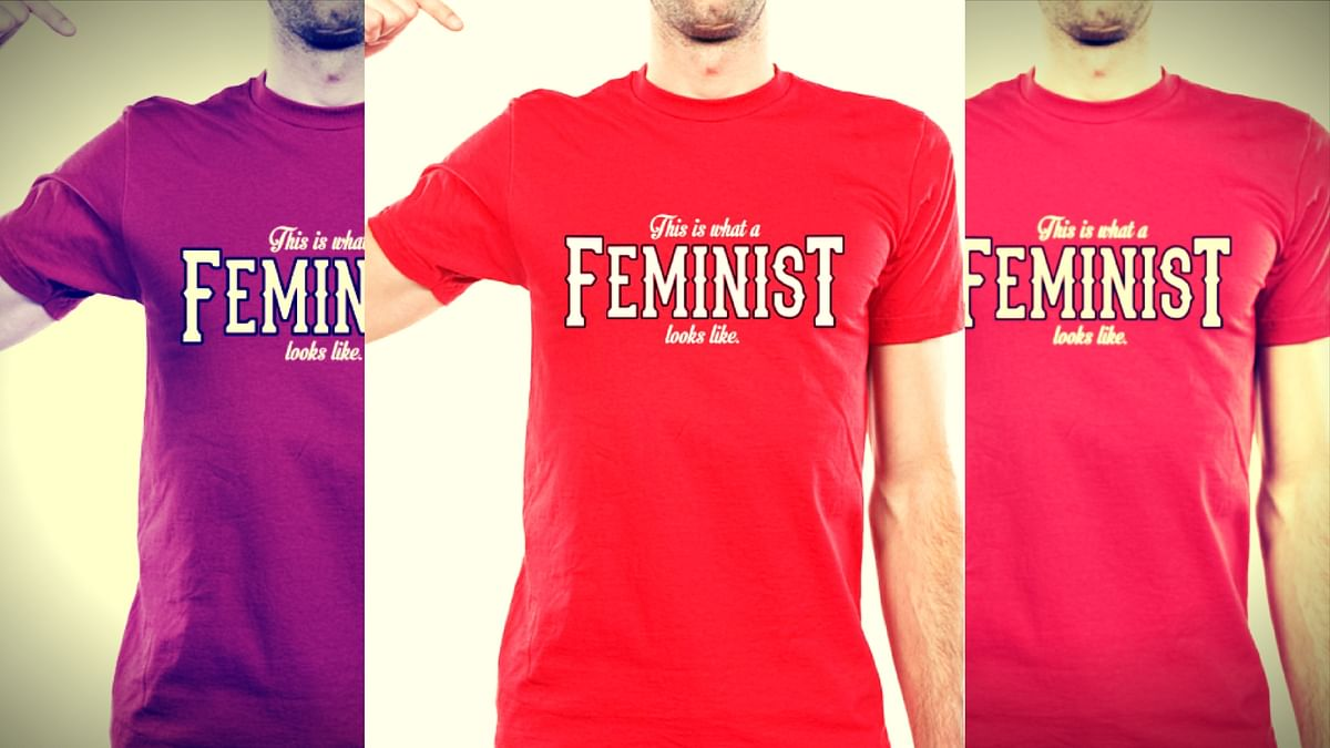 "Think Your ""I'm a Feminist"" Tee Makes You a Feminist? Think Again"