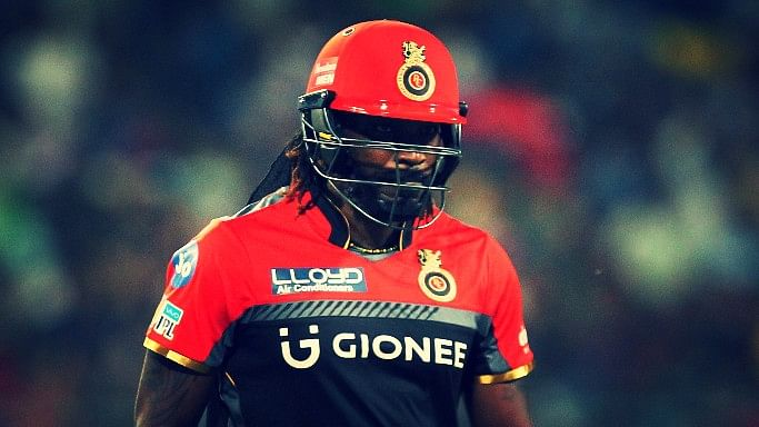 File photo of Chris Gayle. (Photo: BCCI)