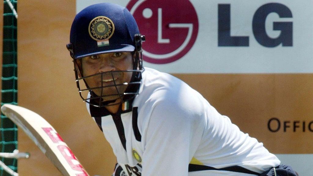 Sachin Tendulkar attends a net session. (Photo: Reuters)