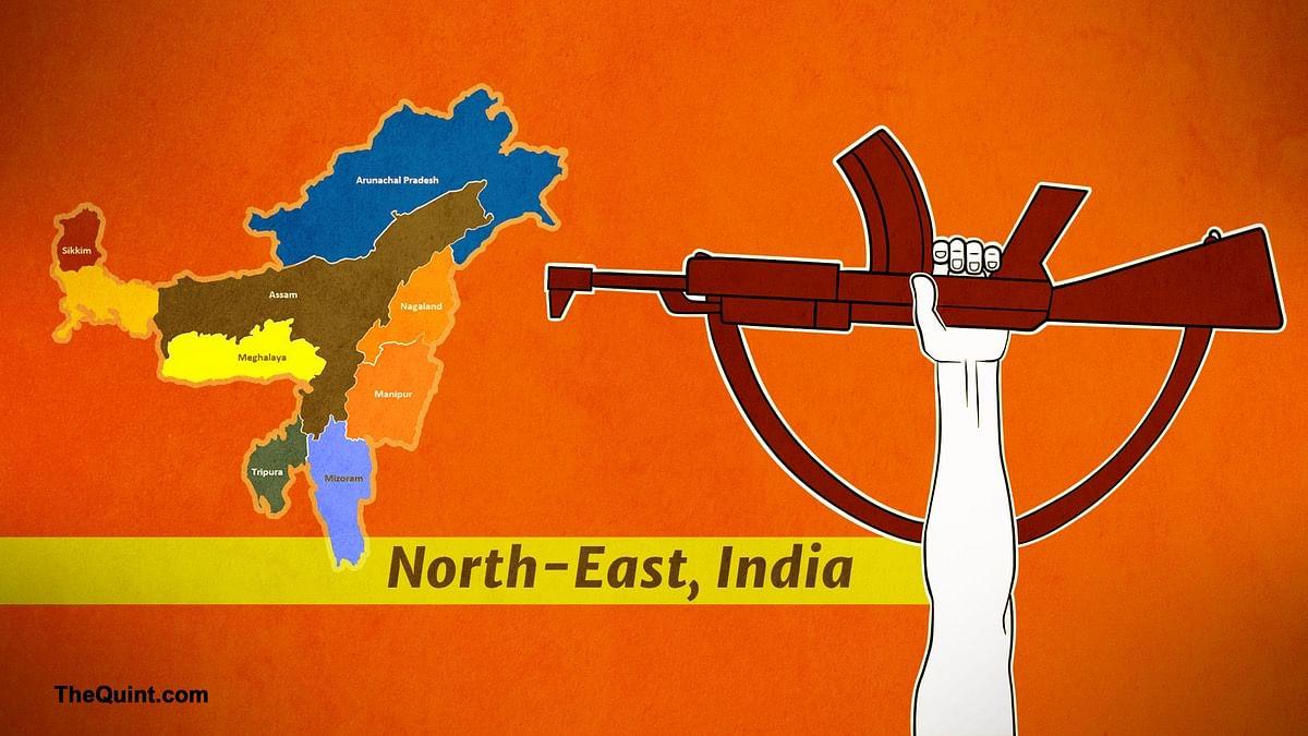 Why Coalitions Among NE Militant Groups Won't Work