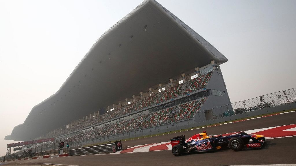 Buddh International Circuit in Greater Noida (Photo: Reuters)
