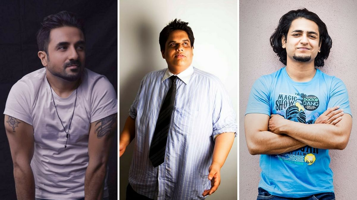 'Your Marks Don't Matter': Stand-Up Comedians on Board Results