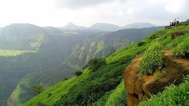 The hills beckon you in Lonavala.