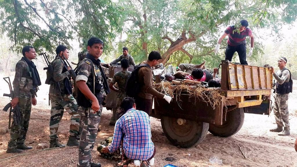 The Sukma attack was the biggest Maoist attack since PM Modi took charge. (Photo: PTI File Photo)