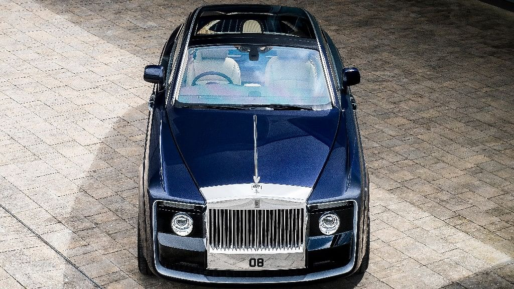 This One-Of-Its-Kind Rolls Royce Comes With a Huge Price Tag