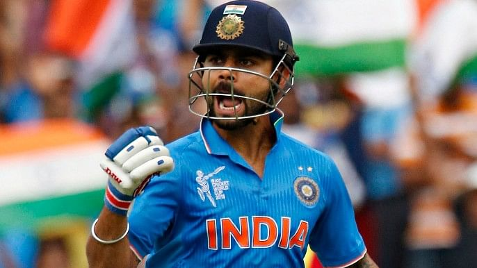 Virat Kohli has gradually been changing the concept of the Indian cricketer.