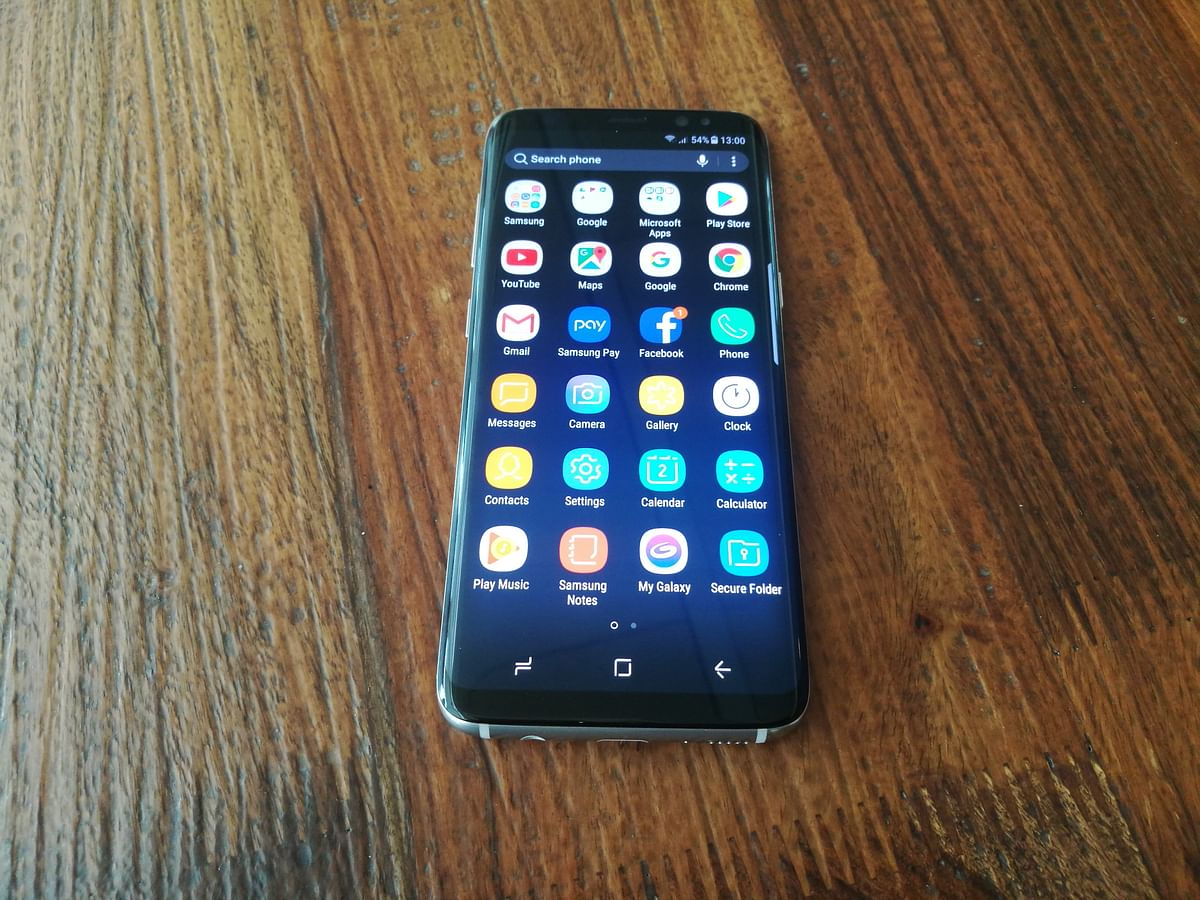 TouchWiz is finally becoming what it needs to be — easy to use. (Photo: <b>The Quint</b>)