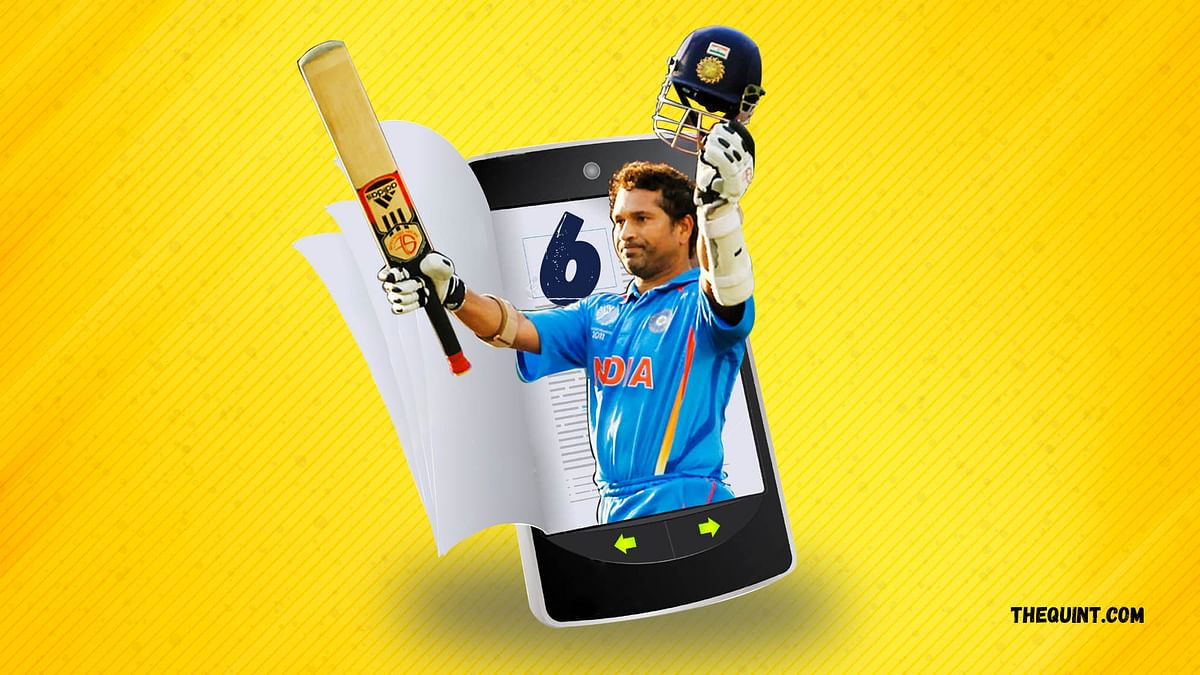 Do you know everything about Sachin Tendulkar? Flip through the trivia here, and score runs.