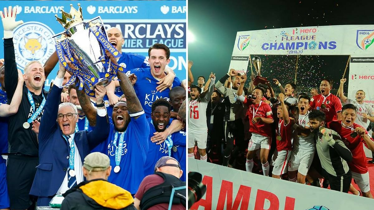 Aizawl and Leicester: From Relegation-Bound to Trophy Triumph