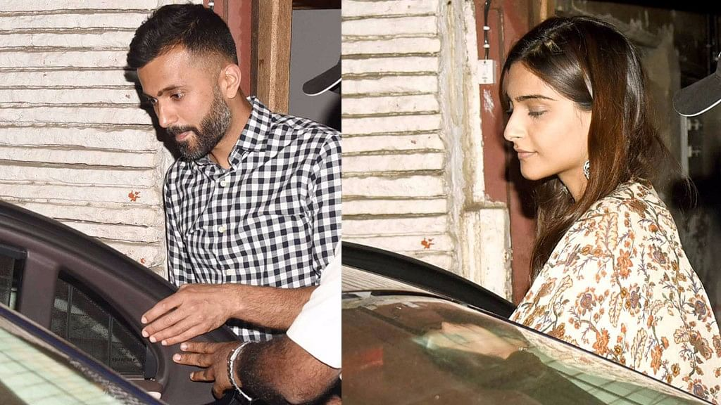 Anand Ahuja and Sonam Kapoor are  rumored to be a couple. (Photo: Yogen Shah)
