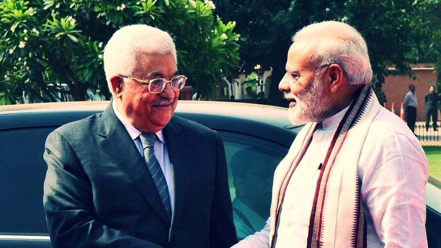 India's Israel Relationship Hasn't Compromised Its Palestine Ties
