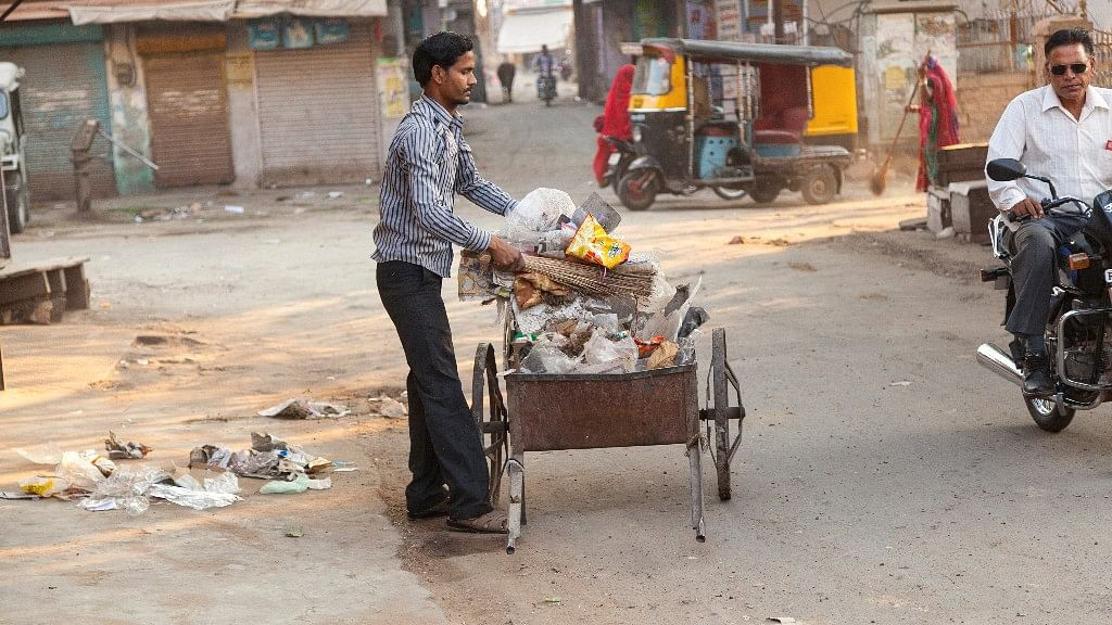Uttar Pradesh accounted for half of the bottom 50 cities in the cleanliness ranking. (Photo: iStock)