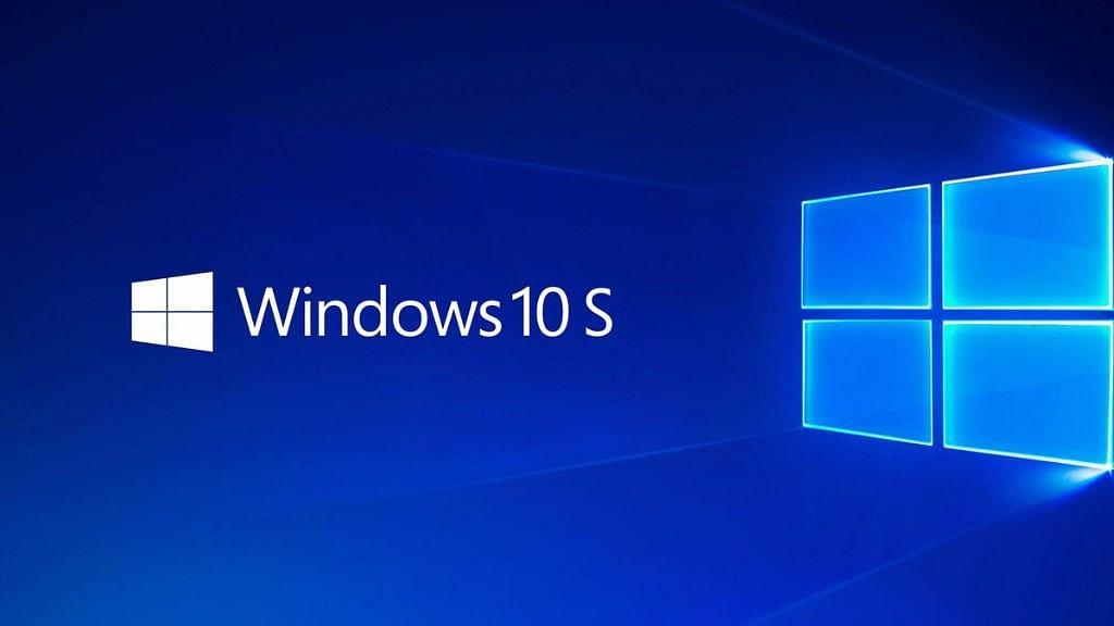 Can Windows 10 S do the trick for Microsoft? (Photo Courtesy: Microsoft)