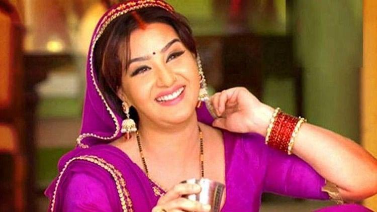 &nbsp; Shilpa Shinde in a still from <i>Bhabhiji Ghar Par Hai</i>. &nbsp;