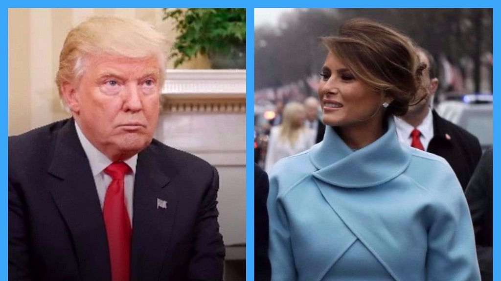 Trump Tweets About Melania's Return; Yes, It's 'Fake news' Again!