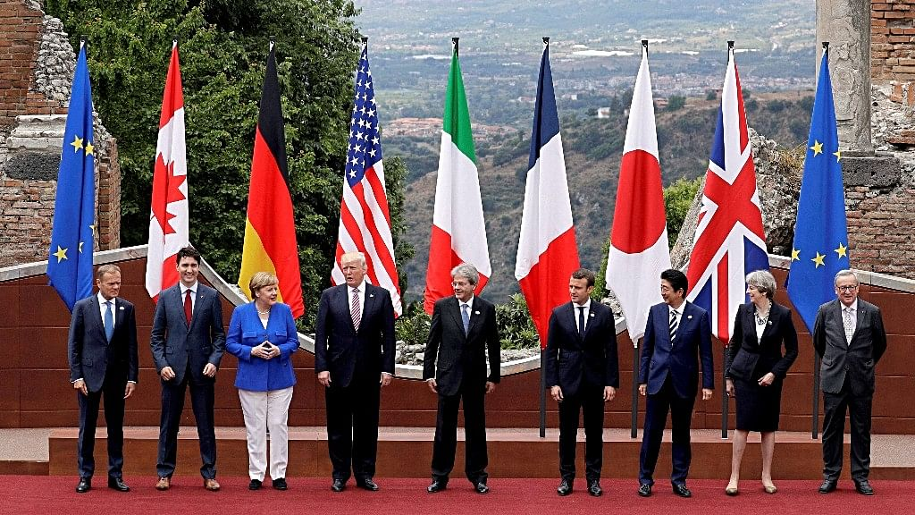 What Each of the G7 Countries Want, and What They Need