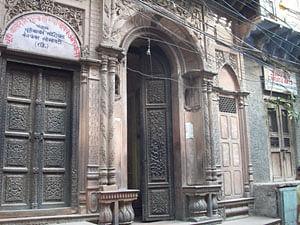 The Haksar Haveli in Delhi-6. (Photo Courtesy: Vivek Shukla)