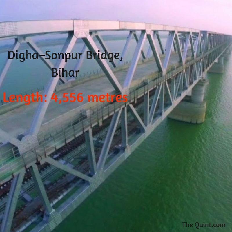 "(Photo Courtesy: <a href=""https://commons.wikimedia.org/wiki/File:Digha_Sonpur_bridge_3.jpg"">Wikimedia Commons</a>/Abhaya Srivastava)"