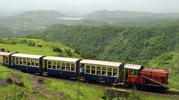 How about spending the weekend in Matheran?