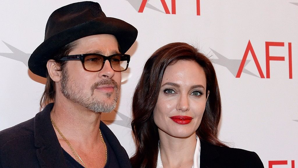Brad Pitt makes mention of Jolie's name just once during the course of the GQ interview. (Photo: Reuters)